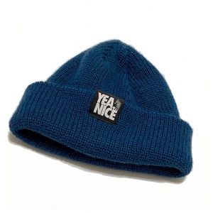 NWOT YEA. NICE Blue Hat for Boy One Size